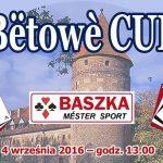 Bëtowò CUP, czyli turniej w Baśkę o Puchar Burmistrza Bytowa