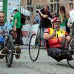Bieg św. Dominika: wyścigi wózkowiczów [ZDJĘCIA]
