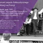 Muzeum we Wdzydzach Kiszewskich: weekend z klasykami, muzyką i folklorem