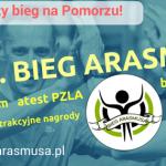Bieg Arasmusa w Kiełpinie: listy startowe zapełnione [ZDJĘCIA]