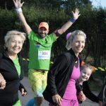 Bieg Arasmusa:  zmagania najmłodszych biegaczy [ZDJĘCIA]