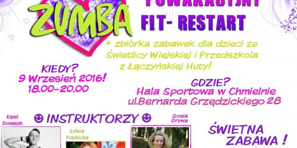 Zumba Fitness w Chmielnie