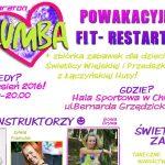 Powakacyjny Fit-Restart, czyli Maraton Zumba Fitness w Chmielnie