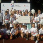 Szkoła w Chmielnie: IV miejsce w PKO Biegu Charytatywnym Młodych [ZDJĘCIA]