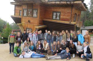 Szkoła w Chmielnie gościła niemiecką młodzież [ZDJĘCIA]