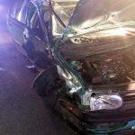 Wypadek w Ręboszewie. Jedna osoba ranna
