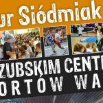 Artur Siódmiak w Kaszubskim Centrum Sportów Walki. Spotkanie 4 października