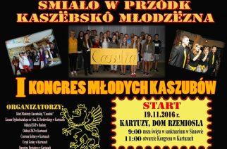Kongres Młodych Kaszubów w Kartuzach