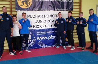 7 zawodników walczyło w Pucharze Pomorza
