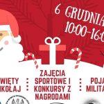 Mikołajki w Kaszubskim Centrum Sportów Walki 6 grudnia