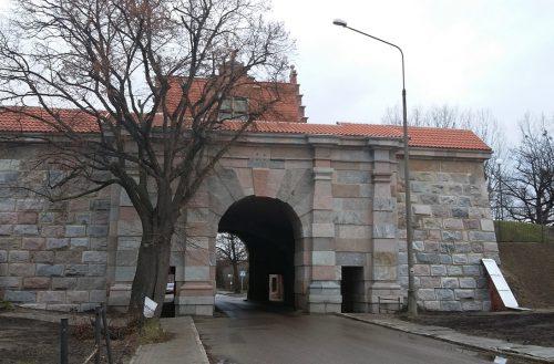 Brama Nizinna w Gdańsku odnowiona