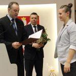 Marszałek Struk uhonorował olimpijczyków [ZDJĘCIA]