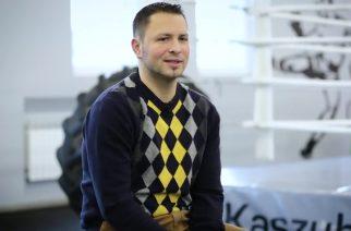 Krzysztof Król o nowej sekcji w GKS Cartusia