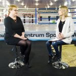 Aleksandra Rogalewska dla TV z Kaszub o sporcie w gminie Żukowo [WIDEO]