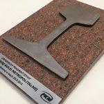 PKM wspiera WOŚP! Fragment szyny na aukcji