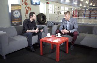 Paweł Pytka w TV z Kaszub