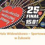 WOŚP w Żukowie: sportowo i rozrywkowo [PROGRAM]