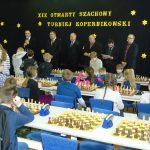 XIX Otwarty Szachowy Turniej Kopernikowski [WYNIKI, ZDJĘCIA]
