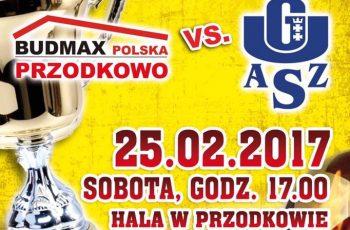 Budmax Przodkowo z szansą na 1/4 finału Pucharu Polski!