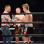 Gala Kickboxingu DFN w Kwidzynie: walczyli  Arent, Bigus i Rasch [ZDJĘCIA]