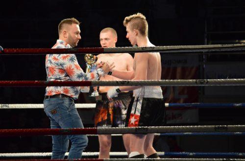 Fot.: Rebelia Kartuzy/Gala Kickboxingu DFN w Kwidzynie