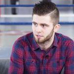 Krystian Wika dla TV z Kaszub o zapasach i piłce nożnej [WIDEO]