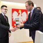 Sesja Sejmiku Województwa Pomorskiego otwarta przez studenta