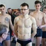 Mistrzostwa Polski w Kickboxingu w Kartuzach: ważenie zawodników [ZDJĘCIA]