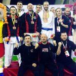 Sukces Gokken Chwaszczyno na  XXXVII Mistrzostwach Polski Seniorów – Karate WKF [ZDJĘCIA]
