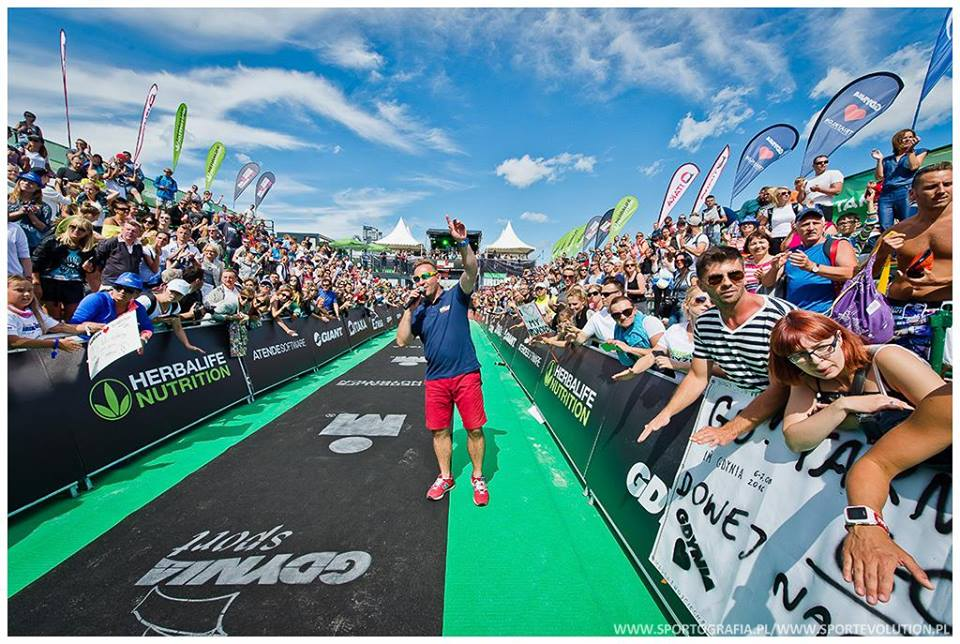 Enea IRONMAN 70.3 Gdynia: Pojedynek mistrzów sportu