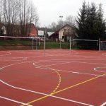 Zmodernizowano boisko przy Szkole Podstawowej w Żukowie [ZDJĘCIA]