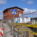 Budowa dworca w Kartuzach idzie pełną parą! [ZDJĘCIA]