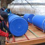 Jezioro Karczemne zostanie oczyszczone specjalnym rezonatorem