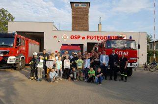 fot. nadesłane/ Powstały Młodzieżowe Drużyny Pożarnicze
