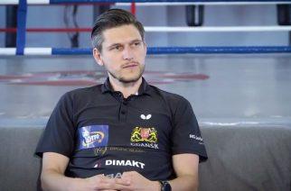 Bartosz Gajek w TV z Kaszub, czyli opowieść o tenisie stołowym na najwyższym poziomie [WIDEO]