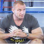 Mariusz Pudzianowski mówi o swojej  karierze wojownika i siłacza [WIDEO]