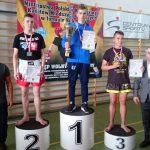 PCNP Rebelia Kartuzy: 3 medale na Mistrzostwach Polski Kadetów [ZDJĘCIA]