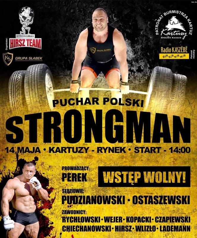 Pucharu Polski STRONGMAN