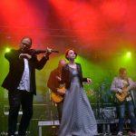 Zespół Brathanki w piątek wystąpił w Potęgowie; w sobotę festiwal disco polo! [ZDJĘCIA]