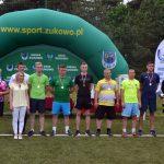 Rodzinny Turniej Piłki Nożnej w Żukowie wygrali Szutenbergowie [ZDJĘCIA]
