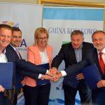 Droga Trzech Powiatów: list intencyjny podpisany