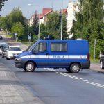 Wyciek gazu w Żukowie. Policja zawraca auta na ul. Armii Krajowej [ZDJĘCIA]