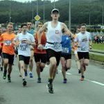 """Bieg """"Wyprzedź z nami raka"""" w Rumi: wystartowało około 300 biegaczy [ZDJĘCIA]"""