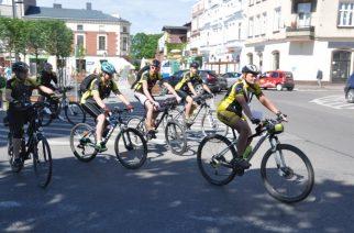 fot. UG Kartuzy/ Przejazd rowerowy