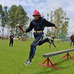 Zawody strażackie w Przodkowie: 120 zawodników rywalizowało o laur pierwszeństwa [ZDJĘCIA]