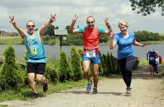 Ćwierćmaraton Szwajcarii Kaszubskiej/fot. Waldek Kaiser