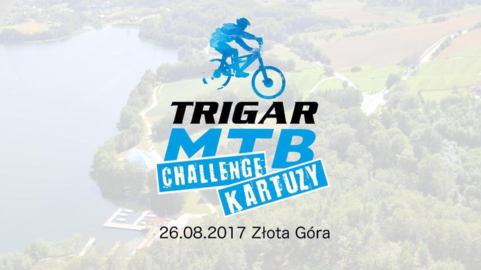 Trigar MTB Challenge 2017: start i meta w Złotej Górze