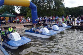 Wyścigi Rowerków Wodnych/ fot. GOK Somonino