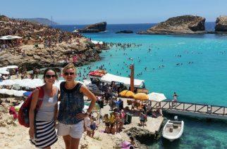 Nauczycielki z Kartuz na Malcie/ fot. SP 2 Kartuzy