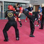 Kadra narodowa kickboxingu trenowała w Luzinie [ZDJĘCIA]